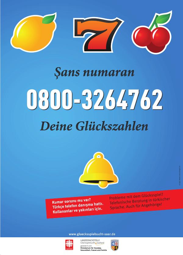 Spielsucht Hilfe Hotline